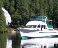 Motor yacht Westcoast CB 4575 for hire in Granville Island Boatyard