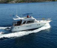 Motorboot Yaretti 1570 Heck Yachtcharter in Marina Kremik