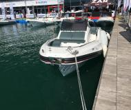 Motoryacht Zar 85 Yachtcharter in Marina Kornati