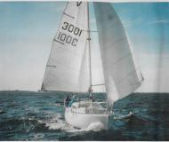Sailing boat Albin Vega for rent in Sabyvikens Marina