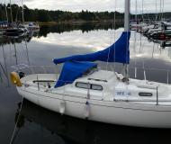 Segelyacht Albin Viggen Yachtcharter in Sabyvikens Marina