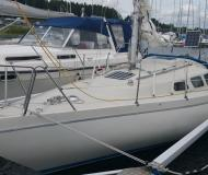 Sailing boat Arabesque 30 for rent in Sabyvikens Marina