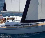 Sailing yacht Bavaria 31 available for charter in Marina de Denia