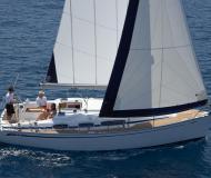 Segelyacht Bavaria 31 Cruiser Yachtcharter in Izola