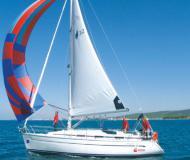 Kroatien Yachtcharter ohne Skipper Bavaria 32