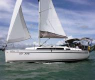 Sailing yacht Bavaria 33 Cruiser available for charter in Yacht Haven Marina Phuket