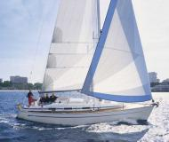 Segelyacht Bavaria 36 chartern in Ribishi