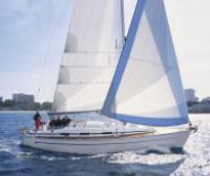 Bavaria 36 Segelboot Charter Baska Voda