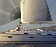 Sail boat Bavaria 36 available for charter in Granville Island Boatyard