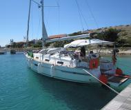 Segelboot Bavaria 36 Cruiser Yachtcharter in Marina Kornati