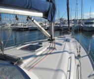 Segelboot Bavaria 37 Yachtcharter in Hafen von Alcudia