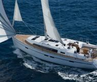 Sail boat Bavaria 37 for hire in Agia Effimia Harbour