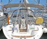 Yacht Bavaria 37 Cruiser for hire in Lavrio