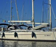 Sailing boat Bavaria 38 for rent in Portisco