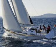 Bavaria 38 Cruiser Segelyacht Charter Rostock