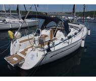 Sailing boat Bavaria 38 Cruiser available for charter in Krk