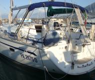 Sailing boat Bavaria 39 Cruiser for charter in Marina di Arechi