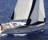 Sailing yacht Bavaria 40 available for charter in Mandraki marina