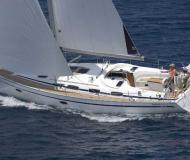 Sailing Yacht Charter Germany Bavaria 40 Cruiser Marina Lauterbach