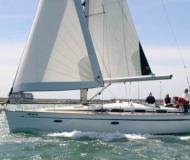 Sailing yacht Bavaria 40 Cruiser for hire in Marsala Marina