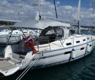 Yacht Bavaria 40 Cruiser for rent in Marina Dalmacija