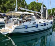 Sail boat Bavaria 40 Cruiser for hire in Ece Saray Marina