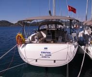 Sailing yacht Bavaria 41 Cruiser available for charter in Selimiye Marina