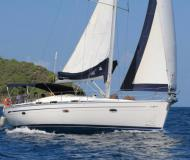 Sail boat Bavaria 42 available for charter in Clifton Harbour