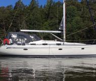Sailing yacht Bavaria 42 for hire in Gashaga Marina