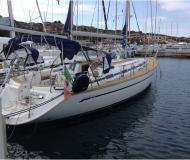 Sailing yacht Bavaria 44 available for charter in Marina di Portisco