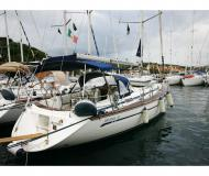 Sailing yacht Bavaria 44 for rent in Marina di Portisco