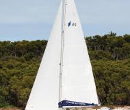 Sailing boat Bavaria 45 Cruiser for charter in Airlie Beach