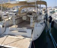 Sailing yacht Bavaria 45 Cruiser for hire in Turgutreis