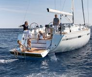 Segelboot Bavaria 45 Cruiser Yachtcharter in Marina di Scarlino