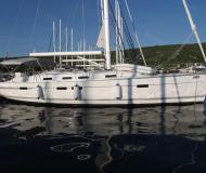 Sail boat Bavaria 45 Cruiser for hire in Marina Punat