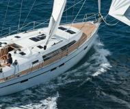Segelyacht Bavaria 46 Cruiser Yachtcharter in Marina Parikia Port