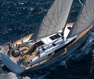 Segelyacht Bavaria 46 Cruiser Yachtcharter in Nettuno
