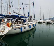 Segelyacht Bavaria 46 Cruiser Yachtcharter in Ece Saray Marina