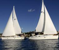Sailing yacht Bavaria 46 Cruiser for rent in Rogoznica