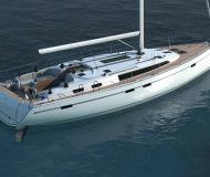 Yacht Bavaria 46 Cruiser for charter in Marina Lanzarote