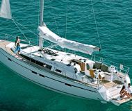 Sailing yacht Bavaria 46 Cruiser for rent in Goecek