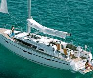 Yacht Bavaria 46 Cruiser available for charter in Marina Praslin