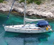 Yacht Bavaria 47 Cruiser available for charter in Marina Veruda