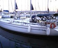 Sail boat Bavaria 49 for hire in Tourlos