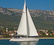 Segelyacht Bavaria 49 Yachtcharter in Marina Admiral Opatija