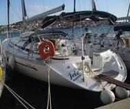 Sailing boat Bavaria 49 available for charter in Betina
