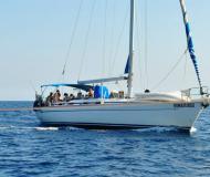 Segelboot Bavaria 50 Yachtcharter in Nettuno
