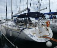 Sailing yacht Bavaria 50 for rent in Seget