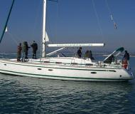 Segelboot Bavaria 50 Cruiser Yachtcharter in Port d Aiguadolc