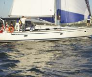 Sailing boat Bavaria 50 Cruiser for rent in Vancouver